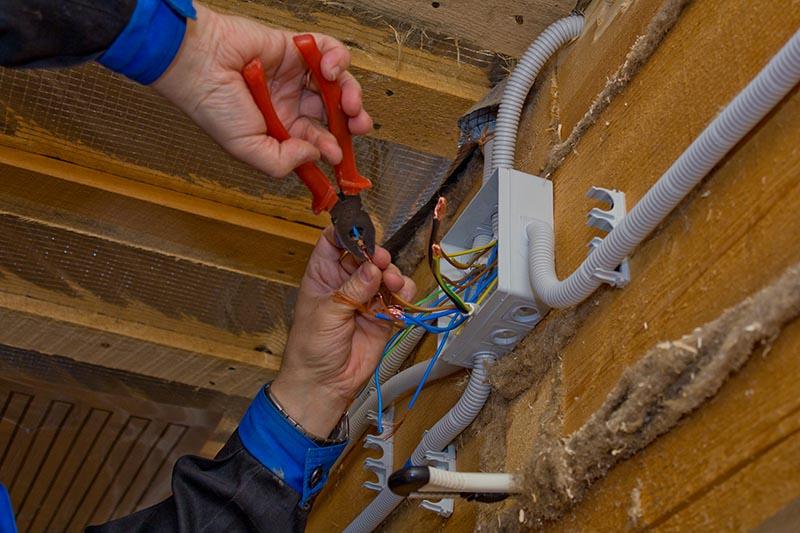 Электропроводка в доме своими руками: пошаговая схема в частном доме
