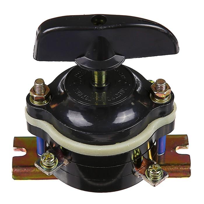 Пакетный выключатель: схема и устройство пакетного выключателя
