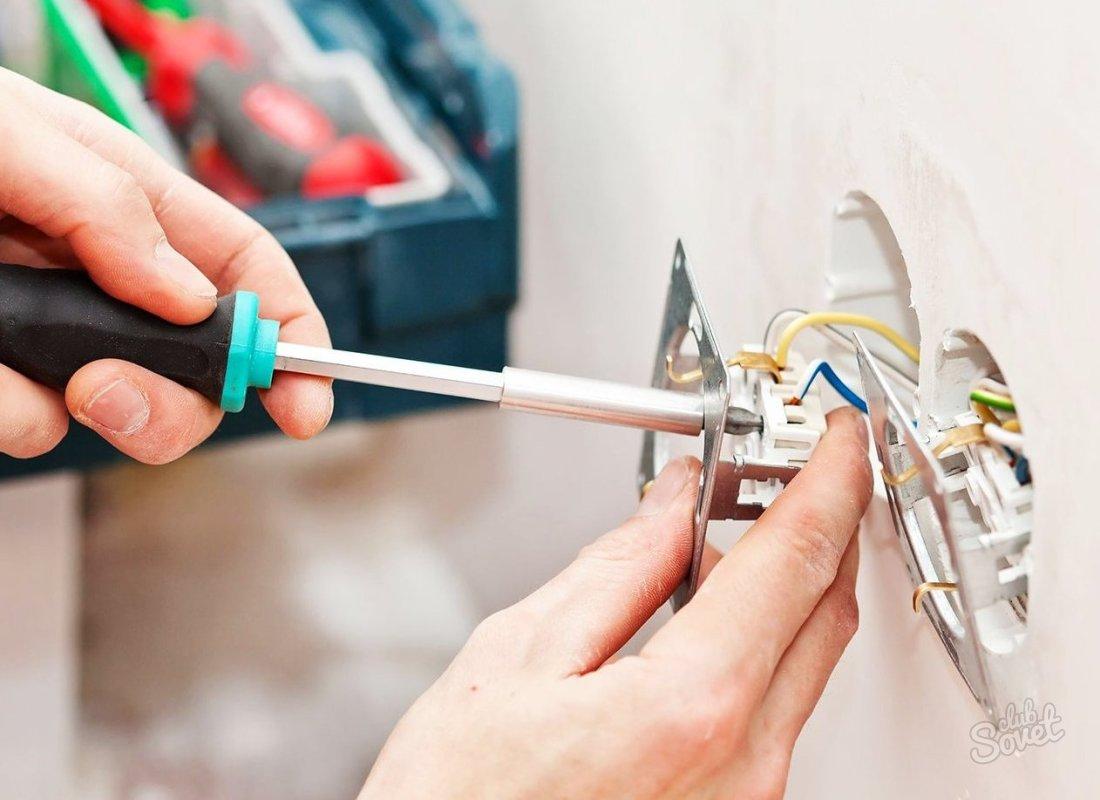 Как починить розетку: чиним розетку в стене, видео с советами электрика