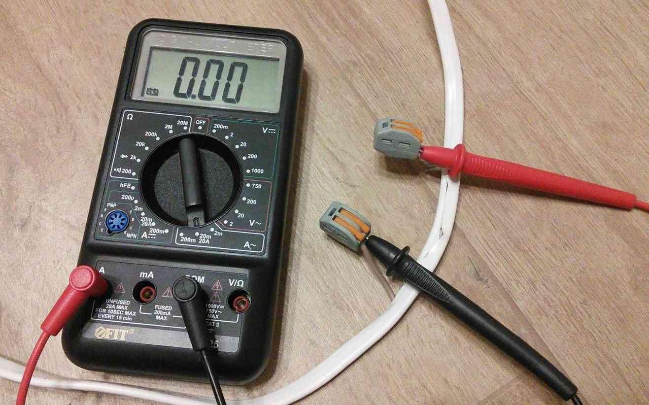 Как измерить силу тока мультиметром: учимся измерять ток по инструкции