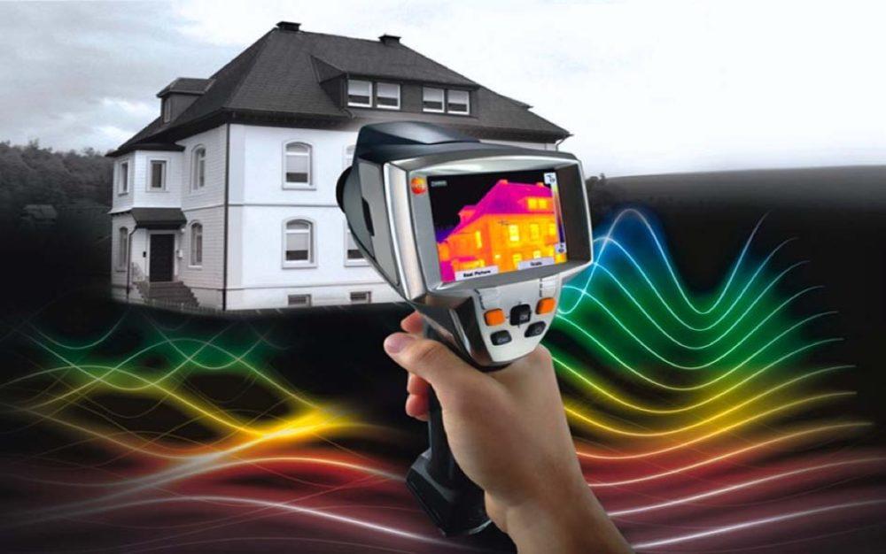Какой выбрать тепловизор: ТОП-10 лучших моделей и как его применяют в строительстве