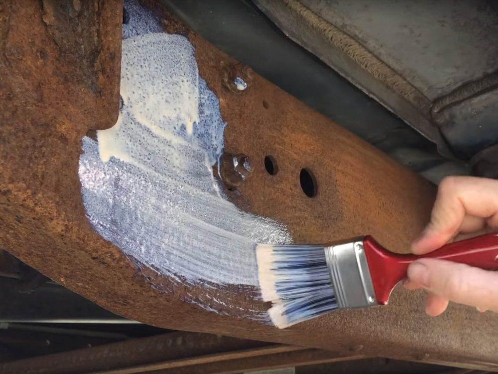 ТОП-8 средств защиты метала от коррозии: какой лучше выбрать и рейтинг лучших