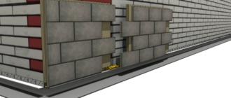 Цокольные термопанели — характеристики, цены, монтаж своими руками