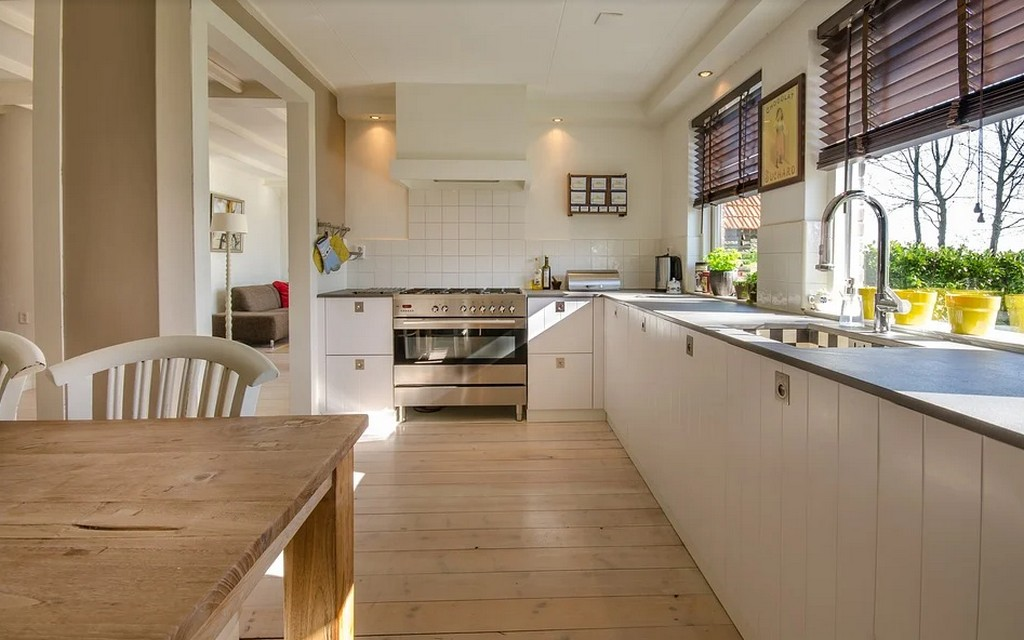 Как выбрать проект кухни