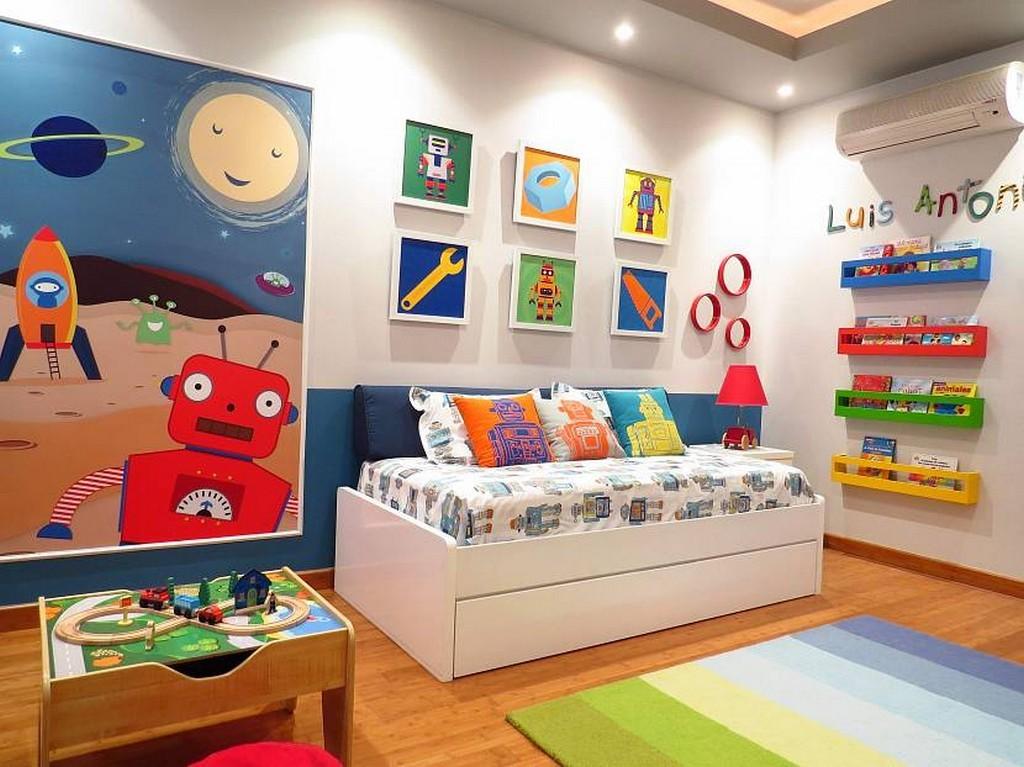Тематическая комната для мальчика