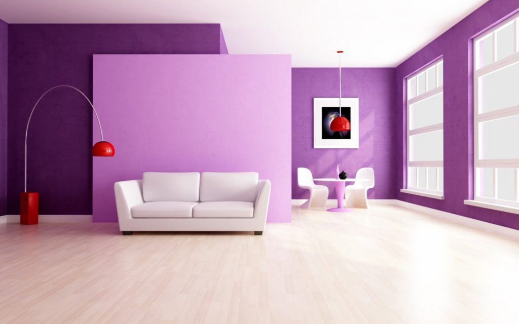 Выбор цветовой гаммы в интерьере. Фото + отзывы